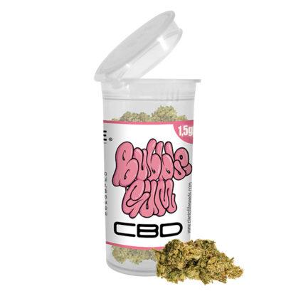 CBD wiet bubblegum