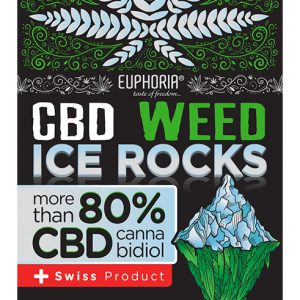 cbd wiet ice rocks