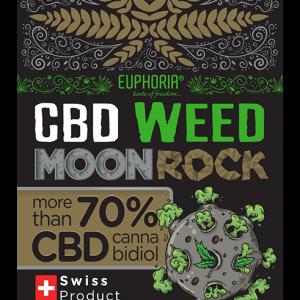 CBD wiet moonrock